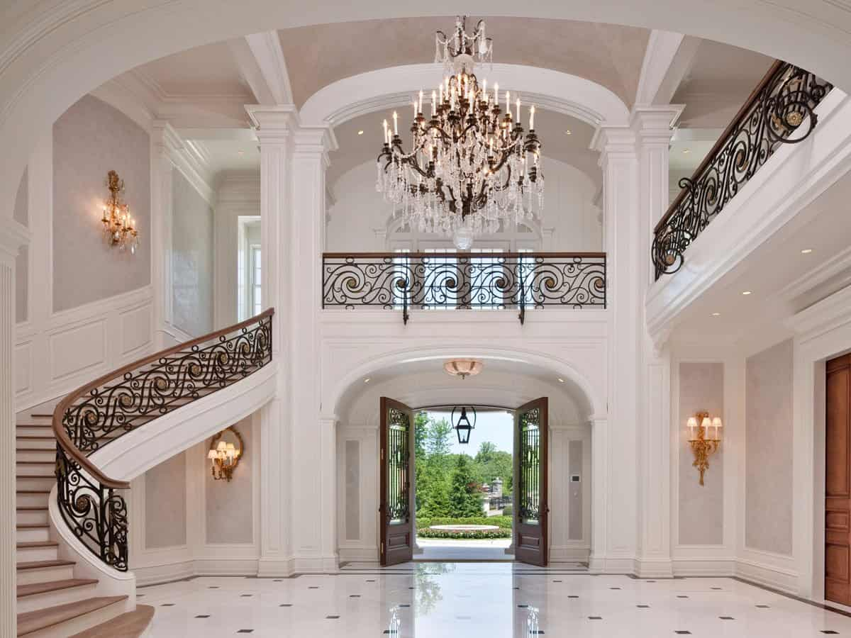 this $48,000,000 mansion is the most expensive house in new jersey