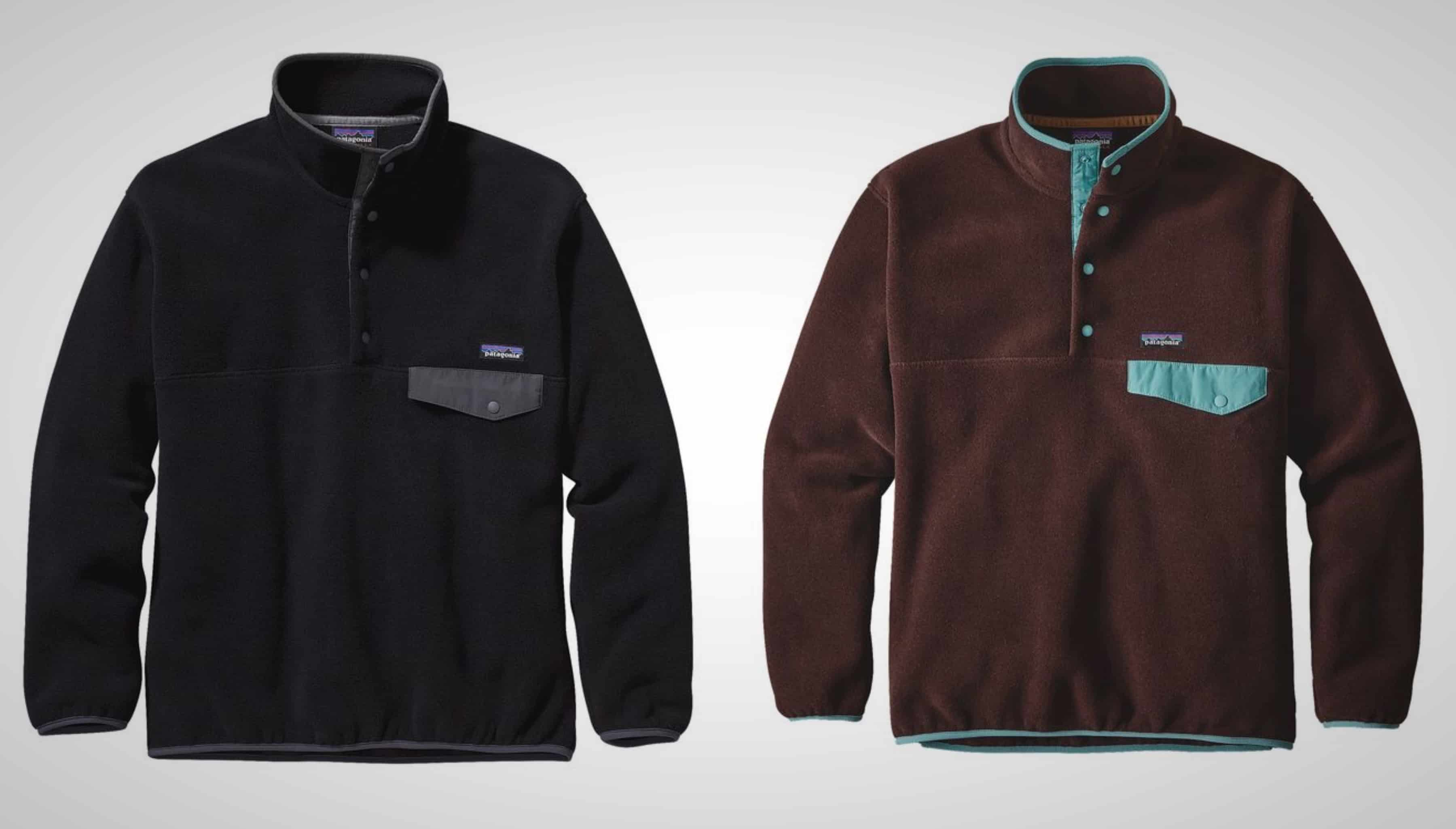 Patagonia Snap T Fleece Pullovers