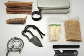 pocket survival kit