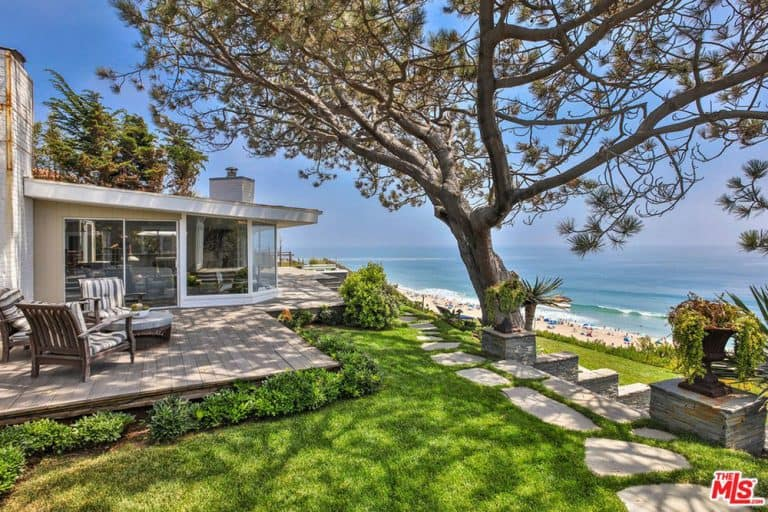 Shaun White Malibu Home