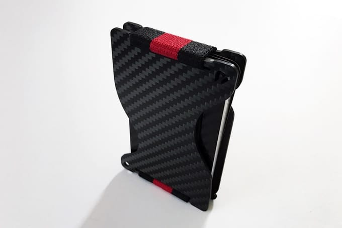 static slim wallet