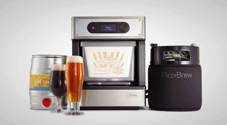 PicoBrew Craft Beer Brewing