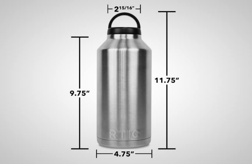 Rtic Stainless Steel Bottle