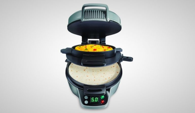 breakfast burrito maker