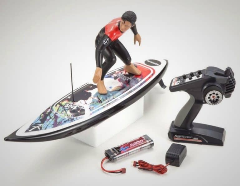 RC Surfboard