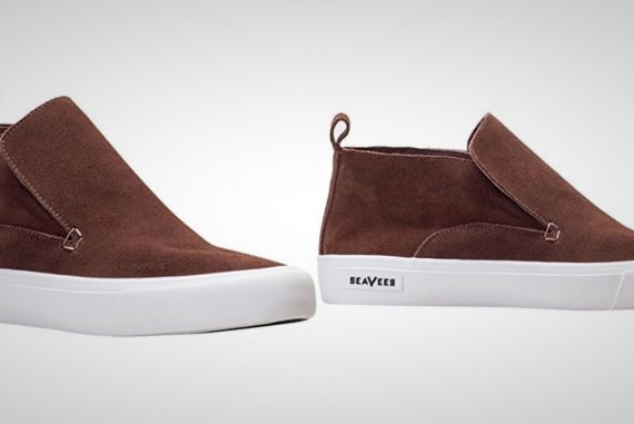 SeaVees Huntington Slip-On Sneakers