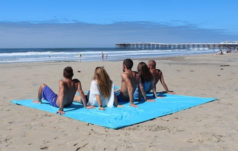 world's largest beach towel monster towel