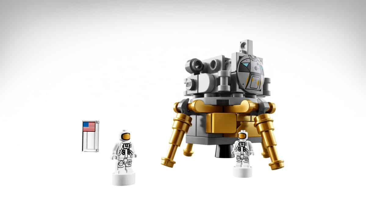LEGO NASA Apollo Saturn