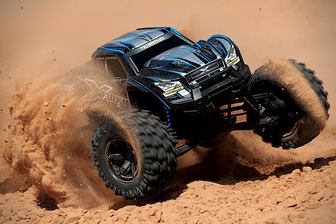 Traxxas 8s X Maxx 4wd Is The Most Badass Rc Monster Truck