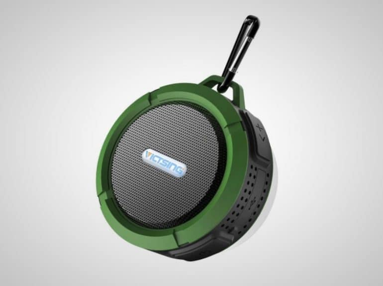 waterproof shower speaker bluetooth
