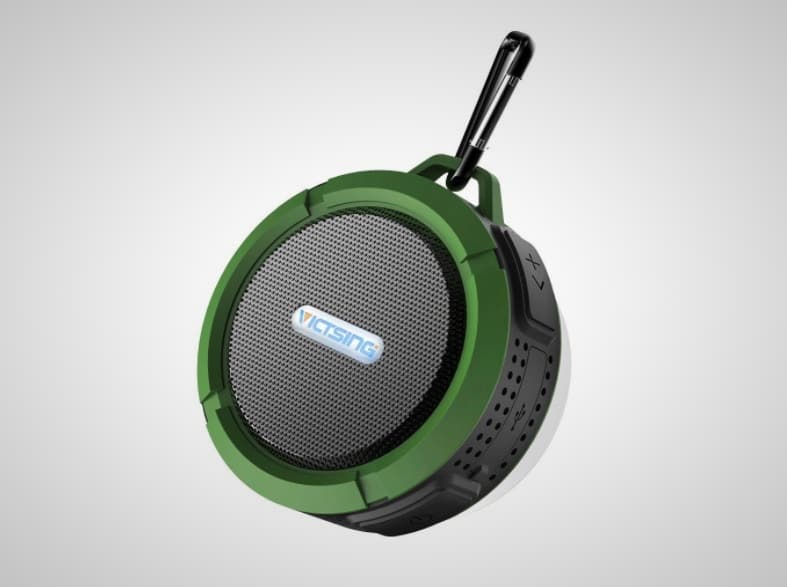 Top Rated Waterproof Shower Speaker Brings Music To The Next Level