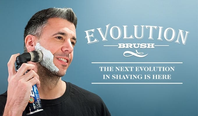 Evolution Brush