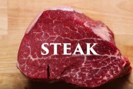 Cooking Perfect Steak