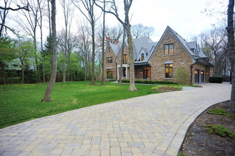 Jay Cutler Mansion For Sale Chicago Lake Forest