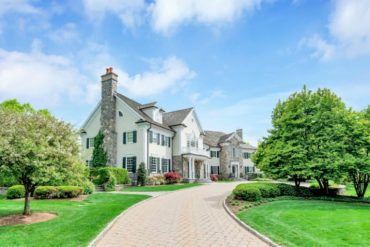Phil Simms New Jersey Mansion