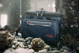 titan deep freeze cooler