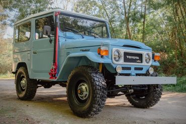 1979 Land Cruiser BJ40