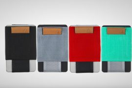 basics slim wallet