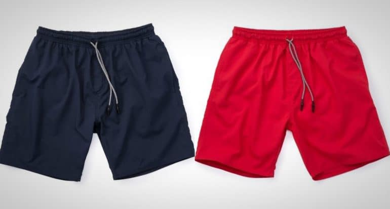 Breaker Trunks From Flint And Tinder Are Socals Best Swim Trunks