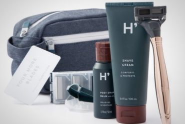 harrys travel shave kit