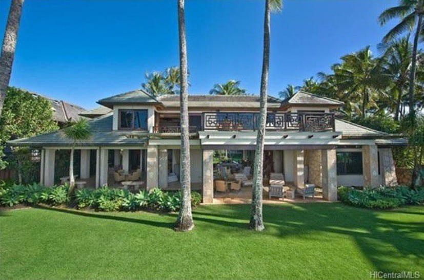 Kelly Slater North Shore Oahu Mansion 8 Million