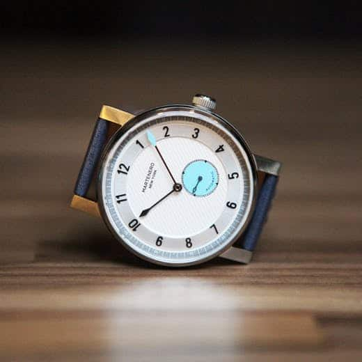 The Martenero Edgemere Watch Will Get You Noticed