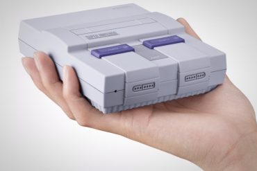 Mini Super Nintendo Console