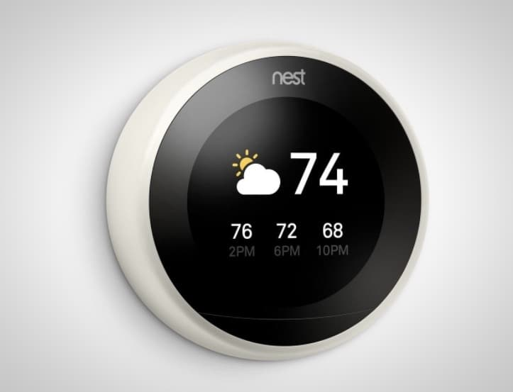 Nest Thermostat Smart Home Device