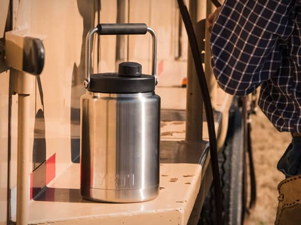 The Yeti Half Gallon Jug Rambler Is Built To Take On Any