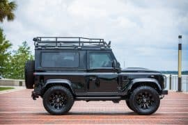 East Coast Defender Blackout
