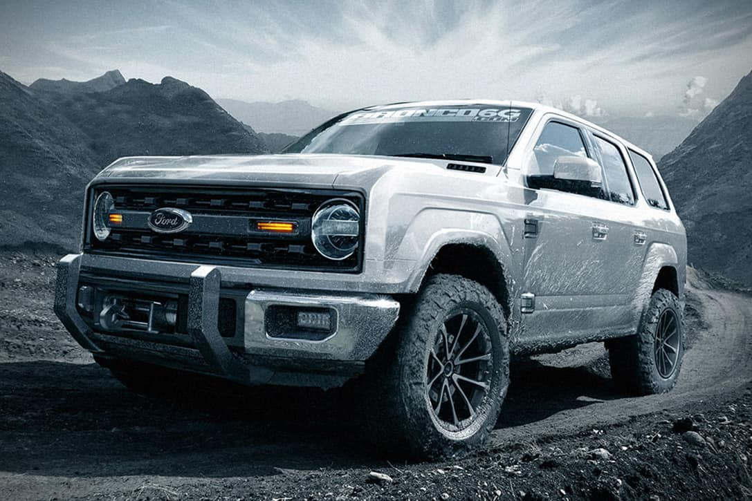 this new 2020 ford bronco 4 door concept needs to become a reality. Black Bedroom Furniture Sets. Home Design Ideas