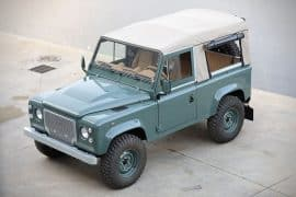 2008 Land Rover Defender D90