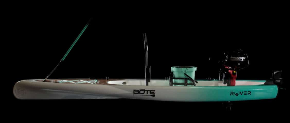 Bote Rover Fishing Boat