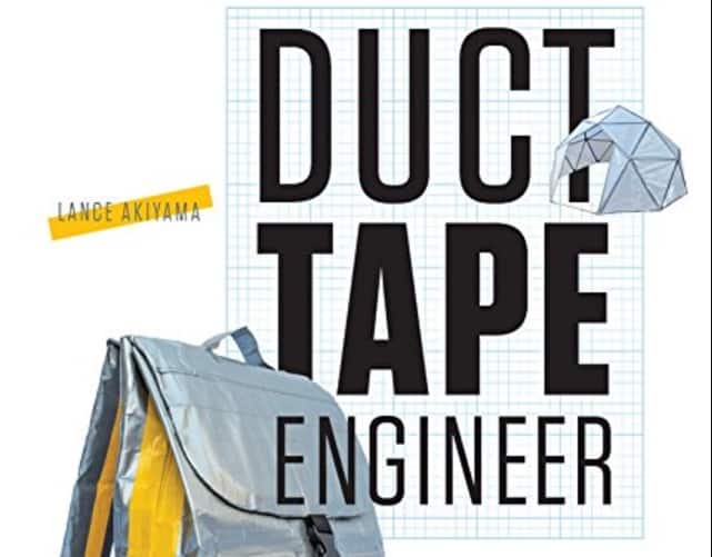 Duct Tape Projects Book
