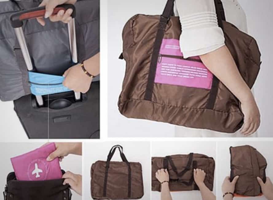 Expandable Carry On Bag