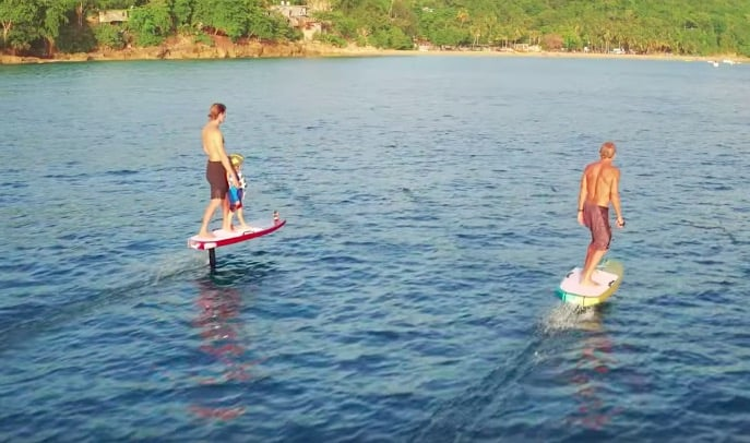 Lift eFoil Motorized Hydrofoil