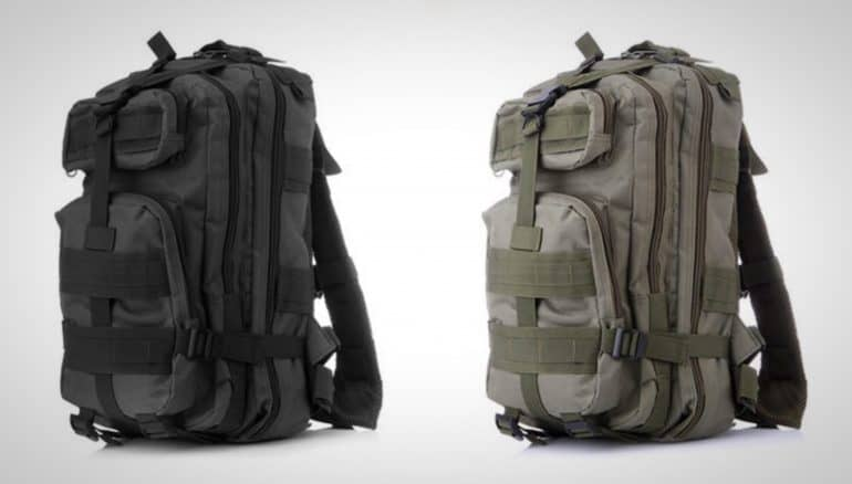 Something Tactical Backpack Military Style