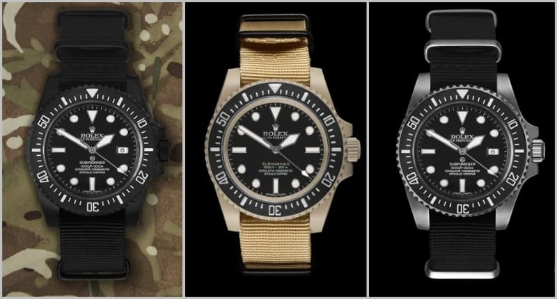 special forces issue rolex