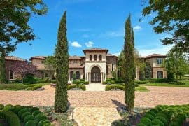 Vernon Wells Texas Mansion Westlake