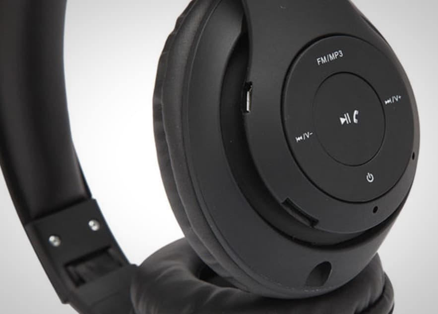 1Voice Bluetooth On-Ear Headphones