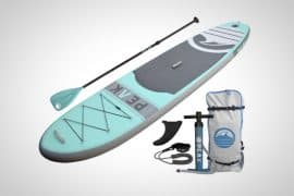 best inflatable paddle boards