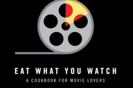 Eat What You Watch Cookbook by Andrew Rea