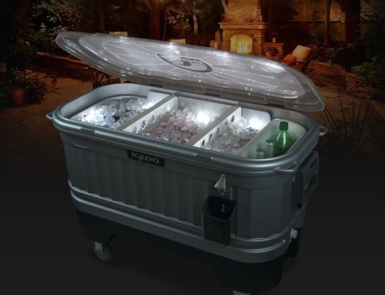 Igloo Party Bar Cooler
