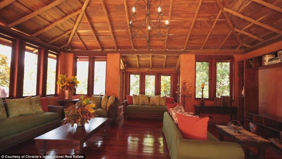 Mel Gibson's Costa Rica mansion