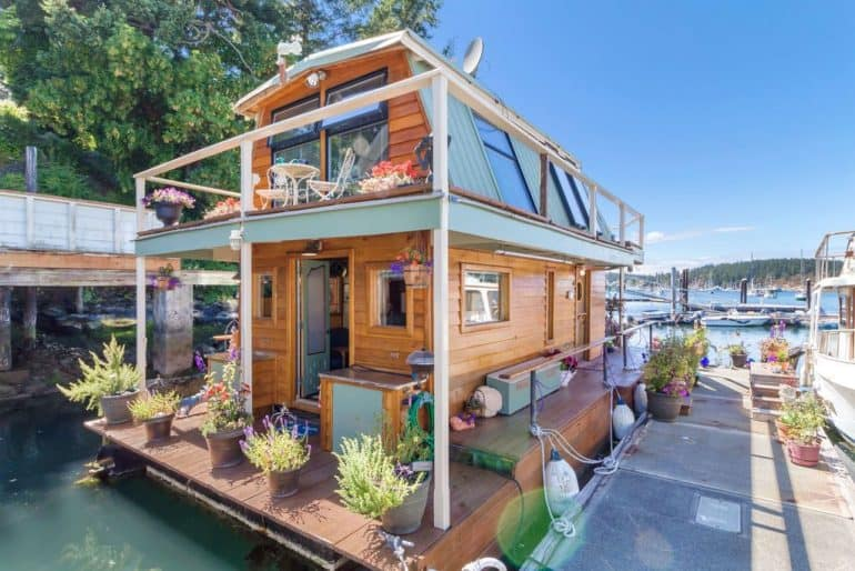 Seattle Houseboat