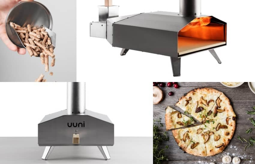 uuni pizza oven