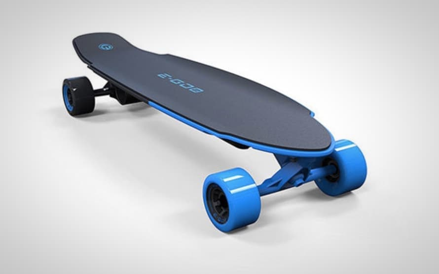 Go Riding With The Yuneec E Go 2 Electric Skateboard