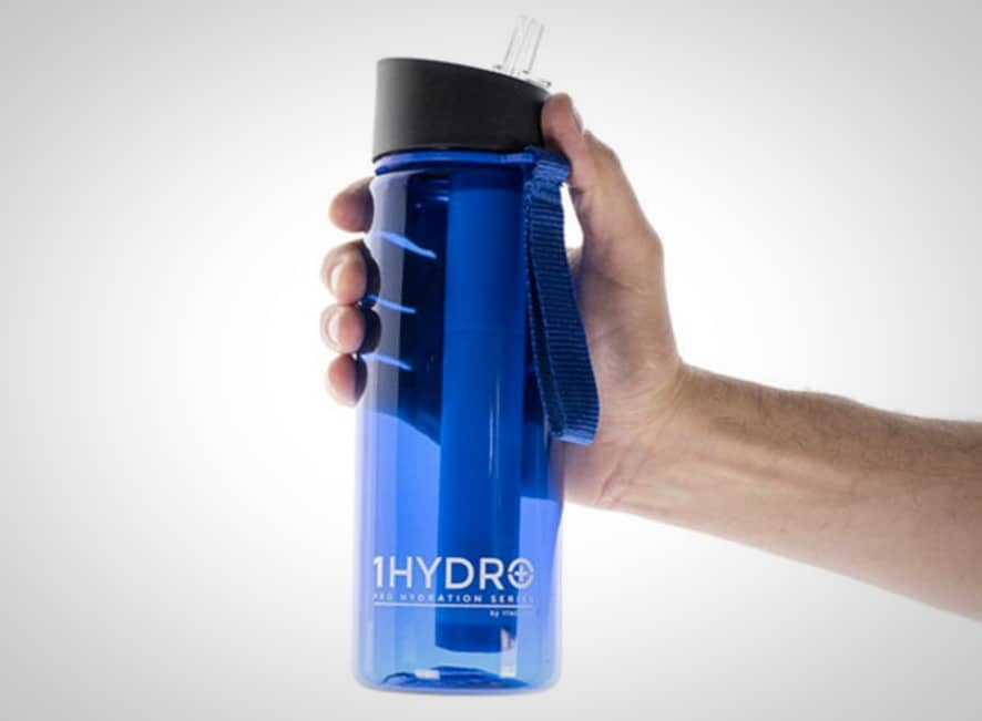 1HYDRO Series Filtration Bottle