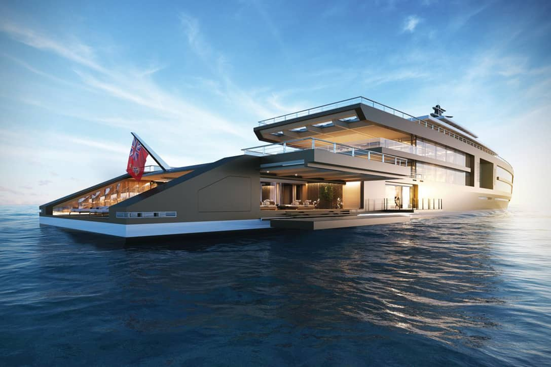 Sinot Nature Superyacht