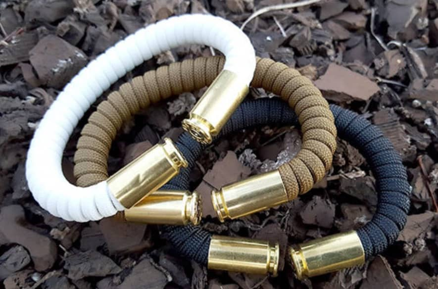 BearArms Paracord Bracelet